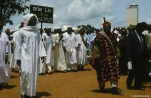 ④イスラム文化が浸透したバムーン社会