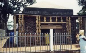 ⑮工芸を発達させるバムン王国